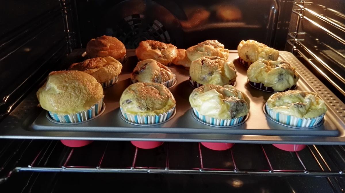 Turmat - Eggemuffins