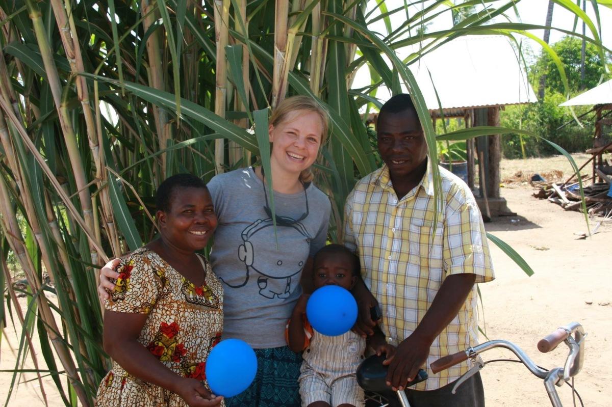 En uke i landsbyen - Tanzania