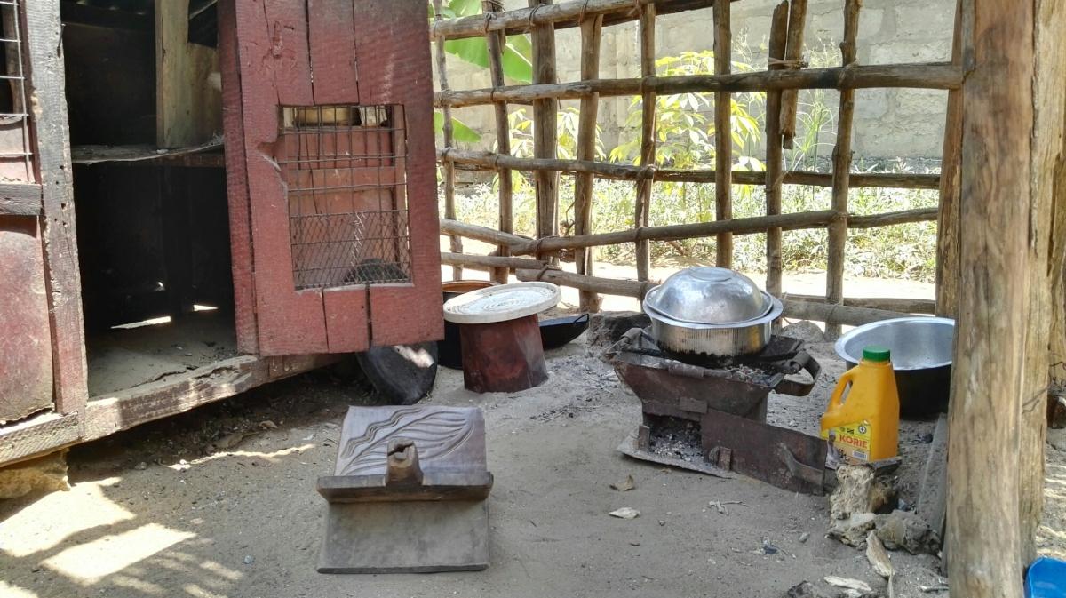 Innsyn i hjemmet - Tanzania