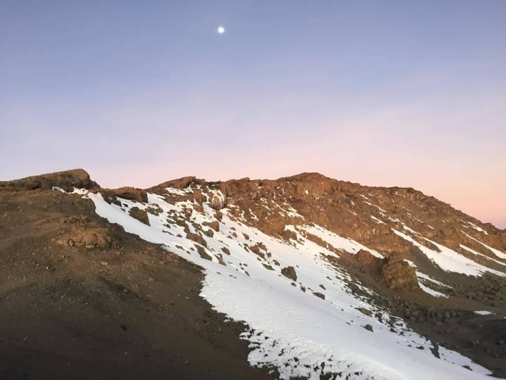 Kilimanjaro – UhuruPeak
