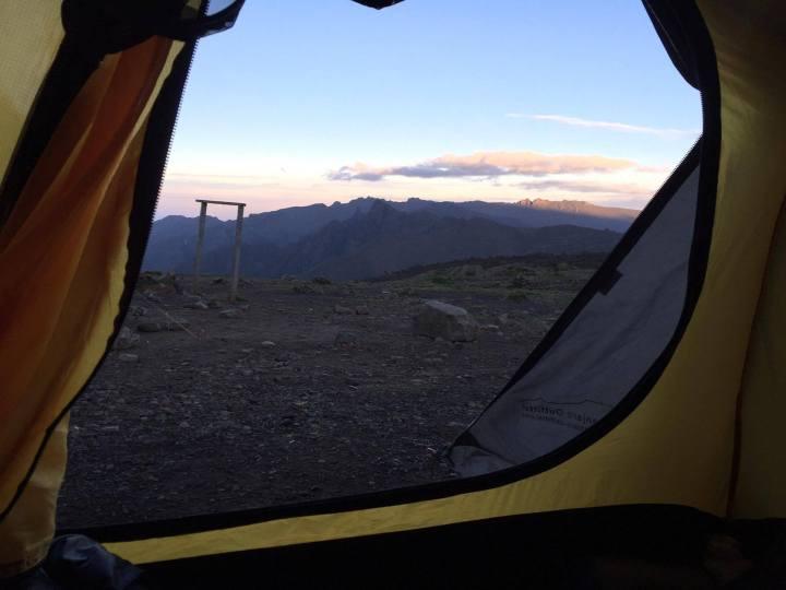 Kilimanjaro – Machameroute