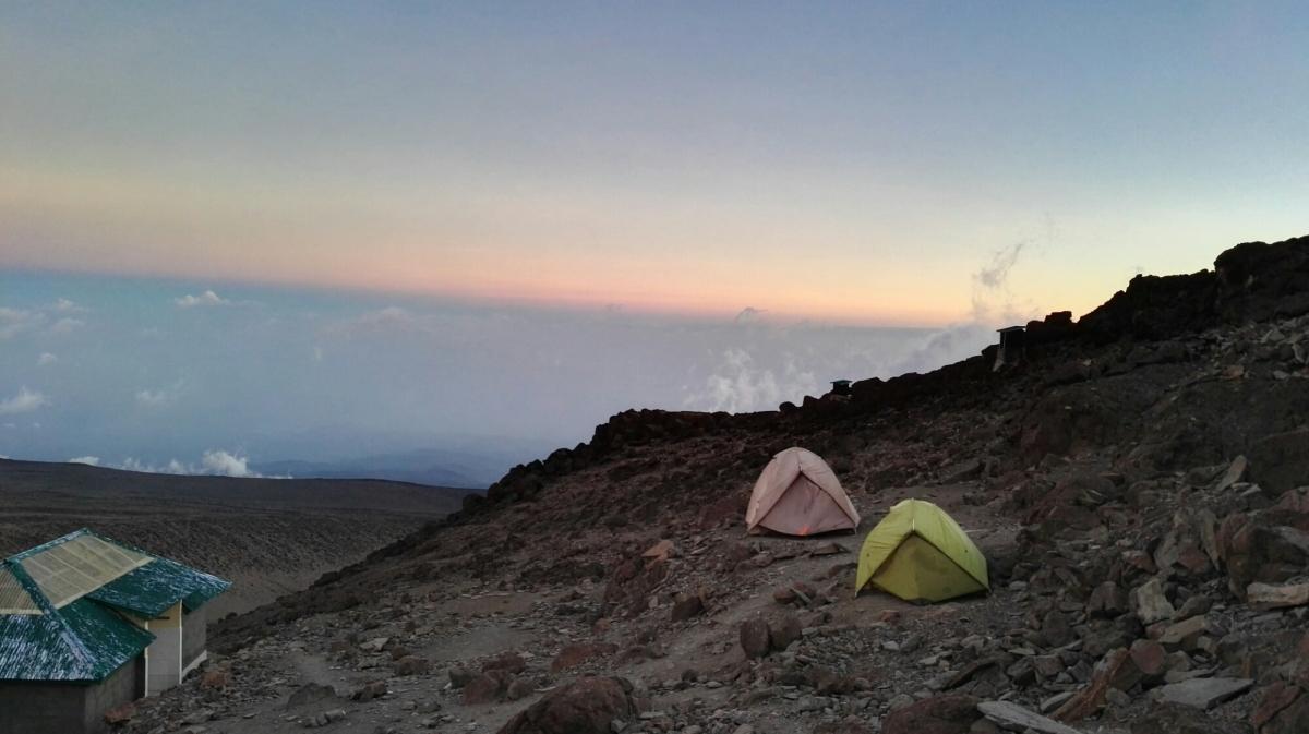 Tilbakeblikk - Kilimanjaro i FILM