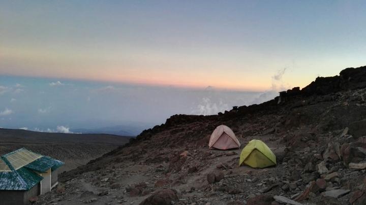 Tilbakeblikk – Kilimanjaro iFILM
