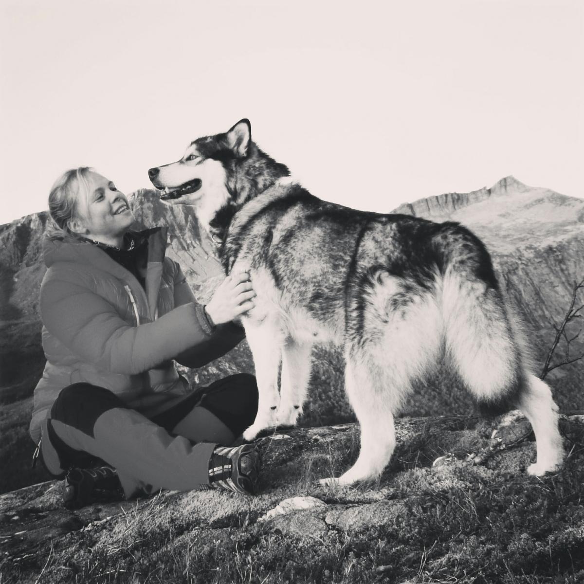 Et sted å ta med hunden på ferie