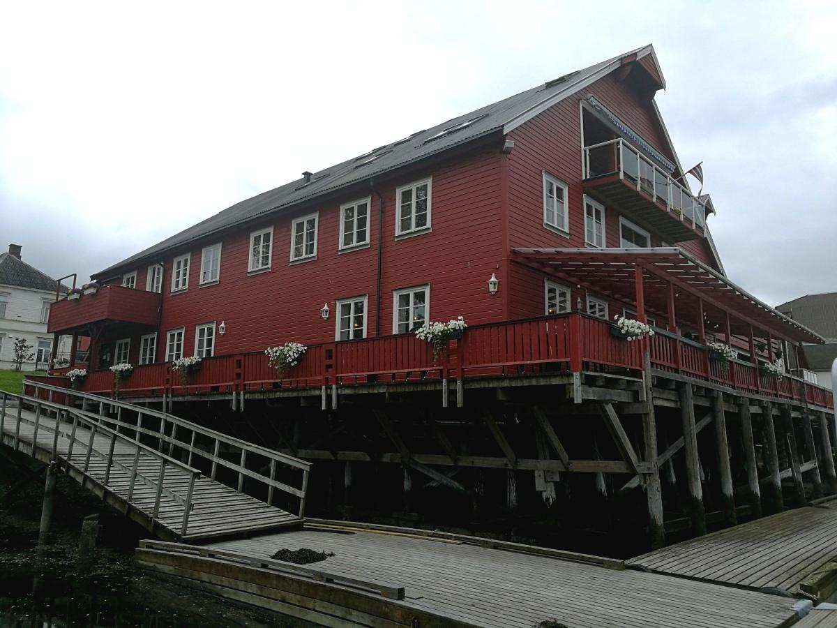 Anmeldelse - Brygga Restaurant